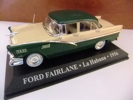 FORD FAIRLANE Taxi LA Habana CUBA 1956 - Carros