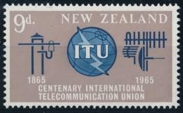 NEW ZEALAND - UIT - International Telecomunication Union - 1 Wert Postfrisch/** - Poste