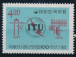 UIT - International Telecomunication Union - 1 Wert Postfrisch/** - Poste