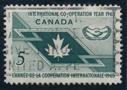 CANADA - International Co-Operation Year 1965 - Emissions Communes