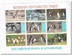 Russian Antarctic Post, Postfris MNH, Birds - Postzegels