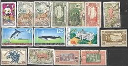 9Ab-961: Restje 15 Zegels  Diverse ... Verder Uit Te Zoeken.. - Sénégal (1960-...)