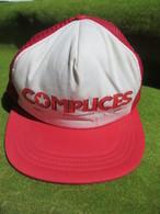 """CASQUETTE Publicitaire  """" COMPLICES  """" - Caps"""