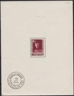 Belgie   .  OBP      .      Blok 3  (zegel:  **) (2 Scans)    .    *   .     Ongebruikt    .  /   .  Neuf Avec Charniere - Blocks & Sheetlets 1924-1960