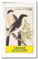 Grunay, Postfris MNH, Birds - Regionale Postdiensten