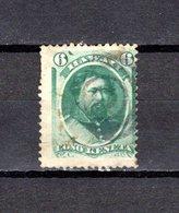 Hawai   1864-71 .  Y&T  Nº  25 - Hawaii