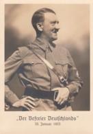 Deutsches Reich Postkarte Propaganda 1942 Bild Adolf Hitler - Briefe U. Dokumente