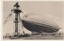 Deutsches Reich Postkarte 1937 Zeppelin - Germany