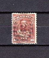 Hawai   1883-84 .  Y&T  Nº  36 - Hawaii