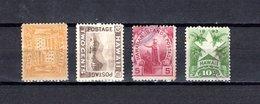 Hawai   1894 .  Y&T  Nº  63/65 - Hawaii