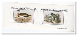 Bernera Islands 1981, Postfris MNH, Birds - Schotland