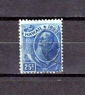 Hawai   1894 .  Y&T  Nº  68 - Hawaii