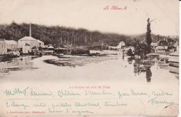 2106  337 Le Blanc, La Creuse En Aval Du Pont 1901 - Le Blanc