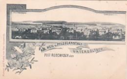 2389      262         KGL. Heil- U. Pflegeanstalt. Untergöltsch (post Rodewisch Den)Frauen - Alemania
