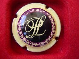 * Capsule De Champagne LEBRUN Paul N°20 * - Capsules & Plaques De Muselet