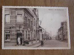 BEERSSE De Gashuisstraat Animée Anvers Antwerpen België Belgique Carte Postale Postcard Belgium - Beerse
