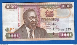 Kenya 1000 Shillings 2003 - Kenya