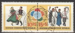 DDR 905/06 O Tagesstempel - [6] République Démocratique