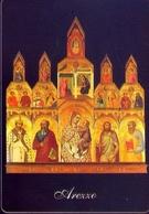 Arezzo - Altare Maggiore Della Pieve Di S.maria - Formato Grande Non Viaggiata – E 12 - Arezzo