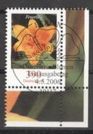 BRD 2534 Eckrand Unten Rechts O Sonderstempel Berlin - Gebraucht