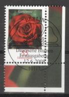 BRD 2669 Eckrand Unten Rechts O Sonderstempel Berlin - Gebraucht
