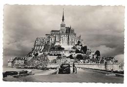 50 Le Mont Saint Michel Le Passage (2 Scans) - Le Mont Saint Michel