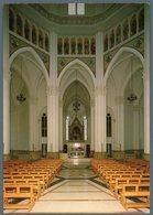 °°° Cartolina N. 9 Castelpetroso Santuario Dell'addolorata Interno Del Santuario Nuova °°° - Isernia