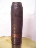 Unknown 57mm Nordenfelt Shell WWI Era - 1914-18