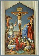 °°° Cartolina N. 11 Castelpetroso Santuario Dell'addolorata Crocifissione Nuova °°° - Isernia