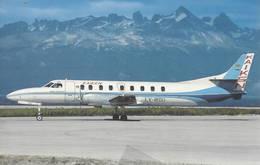 Kaiken Lineas Aéreas Fairchild Swearingen SA226TC Metro II  LV-WDU TC-310 - 1946-....: Era Moderna