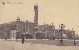Gent, Gand, La Gare Saint Pierre (pk60471) - Gent