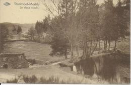 MARTILLY ..-- Vieux MOULIN .  De SAINT - MEDARD Vers BXL ( Melle DEVADDER ) . Voir Verso . - Herbeumont