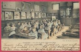 Lunéville Dépt. Meurthe Et Moselle : Un Coin De L'école Maternelle Bony - Intérieur De Classe Couleur - Luneville