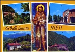 La Valle Santa - Rieti - Formato Grande Non Viaggiata – E 12 - Rieti