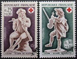 FRANCE N°1540 Et 1541 Oblitérés - Timbres