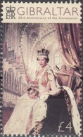 Gibraltar 2018 65 Ans Du Couronnement D'Elizabeth II Neuf ** - Gibraltar