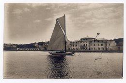1913  AUSTRIA, ITALY, CROATIA, BRIONI TO VIENNA, SAILING BOAT - Austria