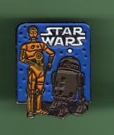STAR WARS R2D2+C-3PO *** 1006 - Cinéma