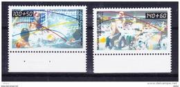 Duitsland Berlin 1990 Nr 825/26 **, Zeer Mooi Lot Krt 3609 - Collections (sans Albums)