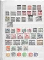 Böhmen Und Mähren (5 Scans) - Stamps