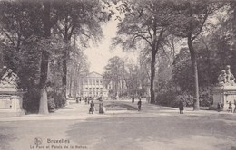 Bruxelles, Le Parc Et Palais De La Nation (pk60494) - Forêts, Parcs, Jardins