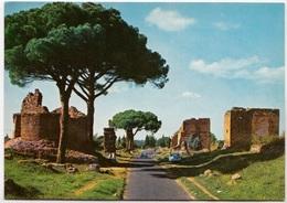 ROMA, ROME, Via Appia Antica, Unused Postcard [23172] - Roma (Rome)