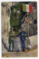 Douane--Rencontre De Douaniers à La Frontière Italienne (animée) --GRIMALDI-VENTIMIGLIA--Pont Saint Louis - Customs