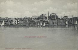 TURQUIE GALLIPOLI 1920 Vue Générale De Gallipoli TBE - Turquie