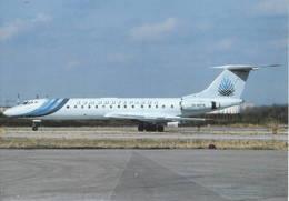 Komiinteravia Airlines Komi Russia Tupolev TU-134B-3 RA-85716 - 1946-....: Era Moderna