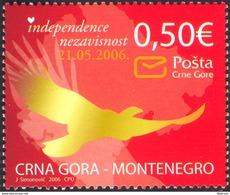 2006, Indenpendence, Montenegro, MNH - Montenegro