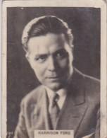 HARRISON FORD. CIGARRILLOS CRACK. CARD TARJETA COLECCIONABLE TABACO. CIRCA 1940s SIZE 5x6cm - BLEUP - Berühmtheiten