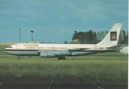 Kindom Airlines B.707-138B N138SR At Praga - 1946-....: Era Moderna