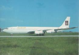 Kindom Airlines B.707-321B YR-JCB At Praga - 1946-....: Era Moderna