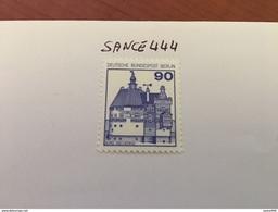 Berlin Definitives Castles 90p Mnh 1978 - [5] Berlin